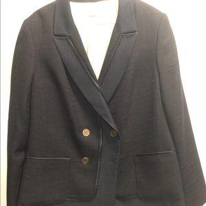 Tahari Black Blazer Size 16